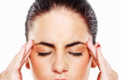 Migraine hands