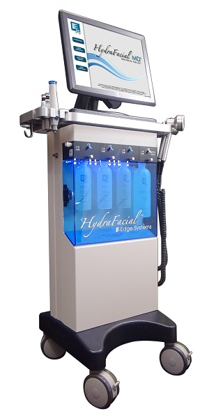The HydraFacial system